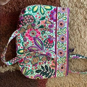 Vera Bradley laptop bag or big purse